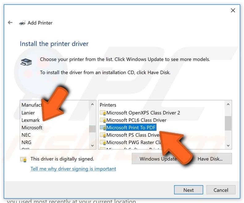 How to Print to PDF?