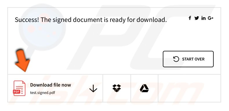 how to electronically sign your pdf documents