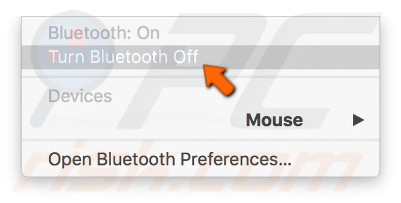 disable-bluetooth