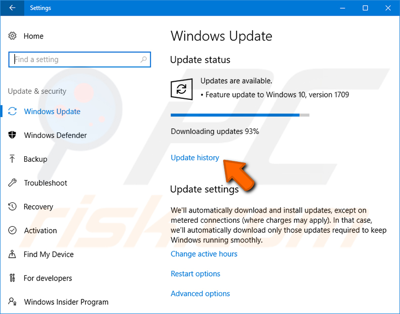 Can't install Windows Updates on Windows 7 & 10 - how to fix?