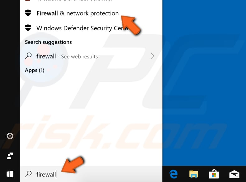 Can't Turn On Windows Defender Firewall
