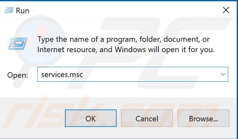 Can't Turn On Windows Defender Firewall