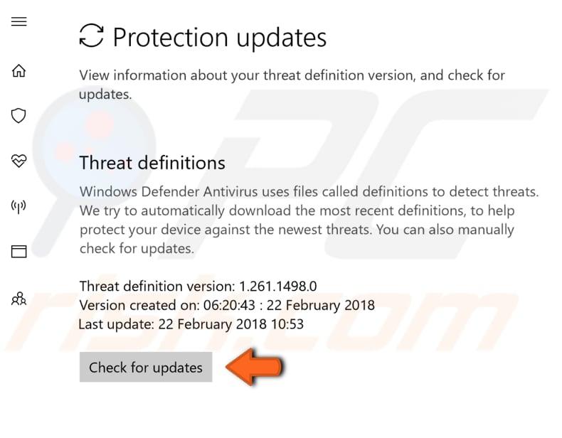 Top Twelve Windows Defender Update Failed {Kwalai}