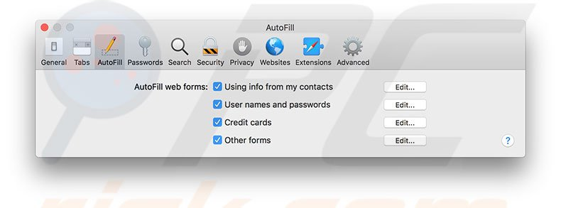 autofill-settings-safari