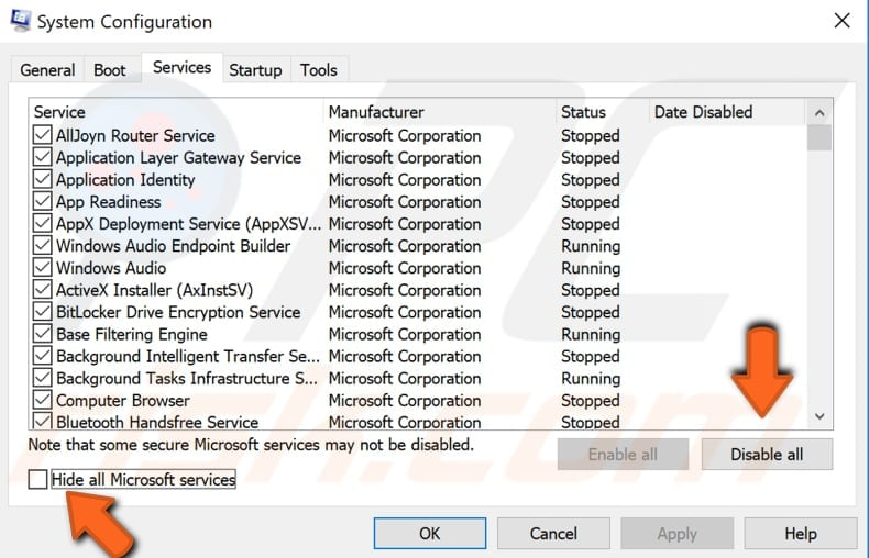 Ntoskrnl exe Process Is Causing High CPU or Disk Usage  How