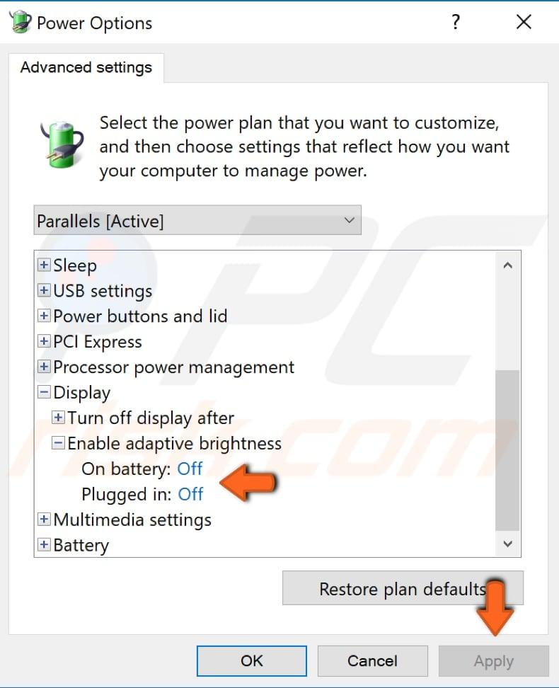 How To Fix Screen Brightness Control?