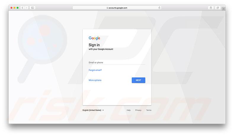 default google profile photo