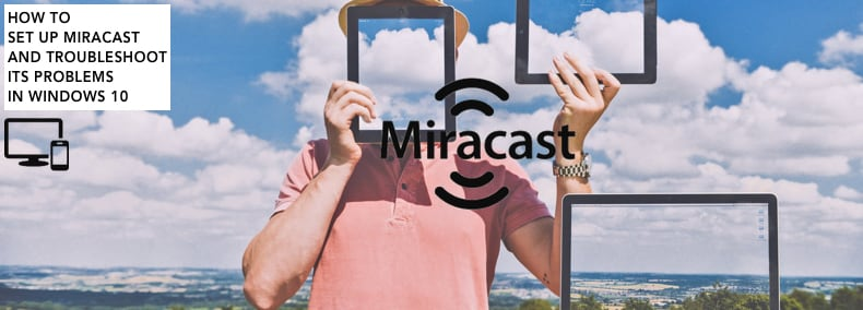 how to set up miracast