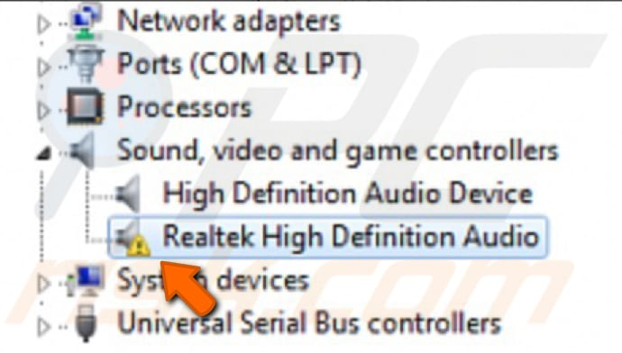 windows 10 realtek audio problems