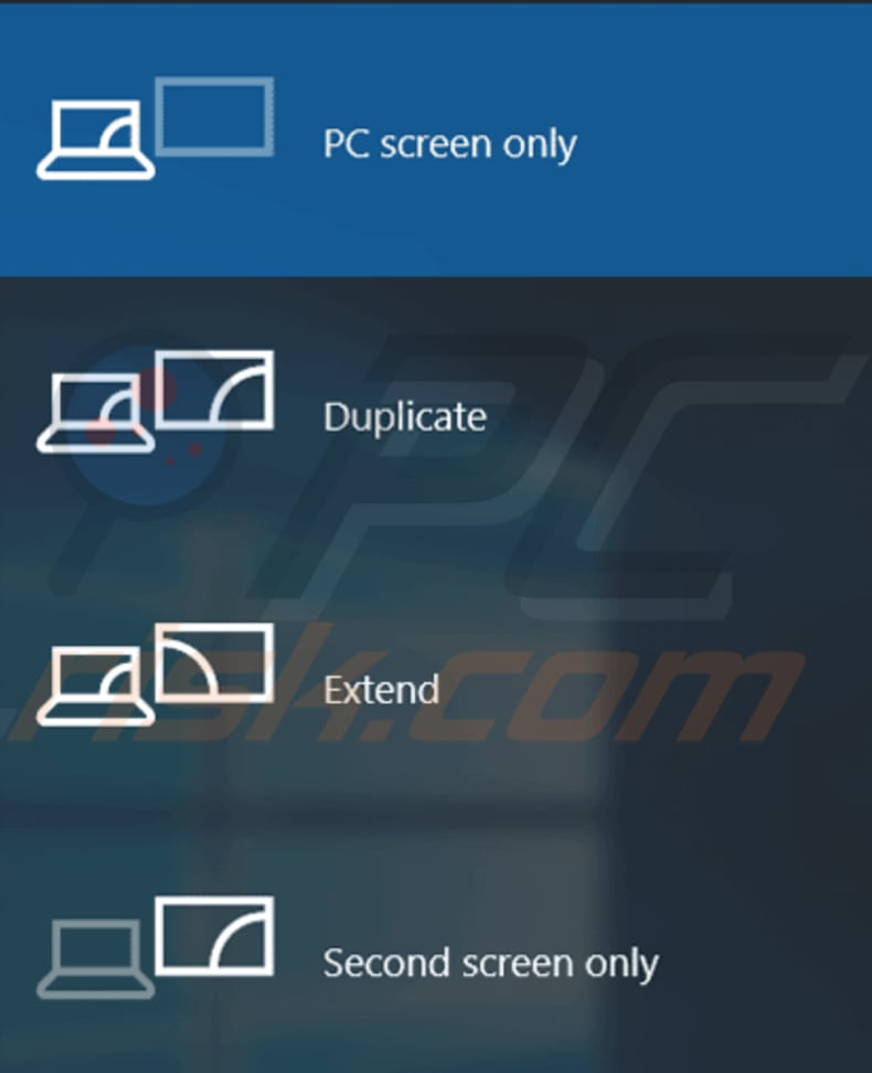 Second Monitor Not Detected In Windows 10?