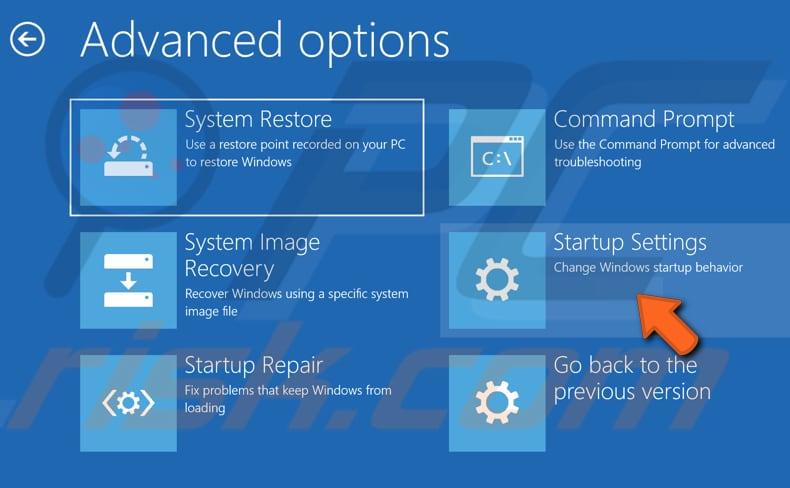 remove softwaredistribution folder contents step 1
