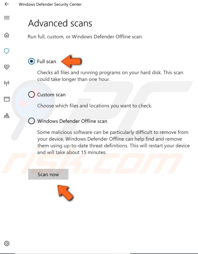 Uwf Windows Defender