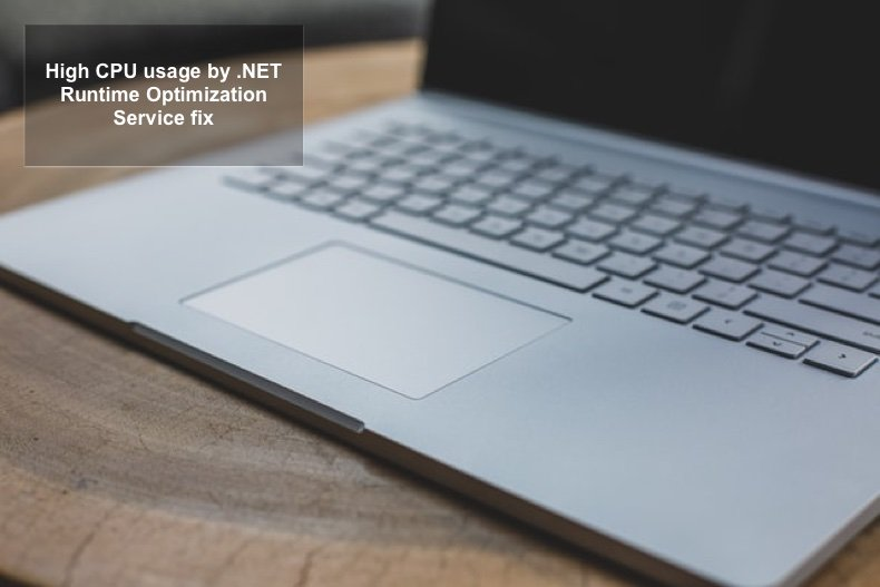 Net Runtime Optimization Service high CPU usage fix