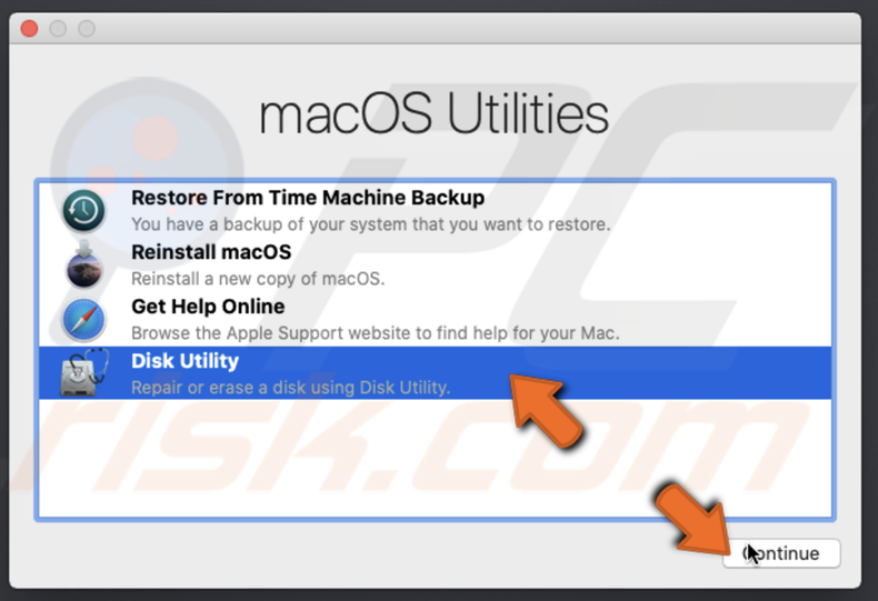 run-disk-utility-in-recovery-mode