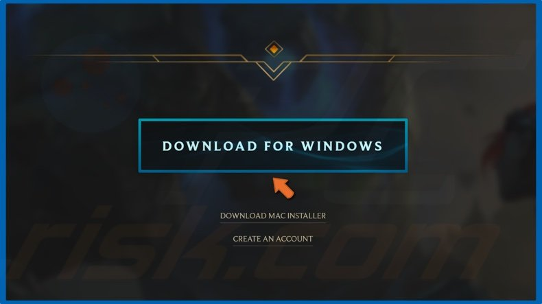Click Download for Windows