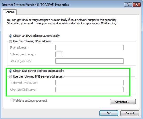 Virus is blocking Internet access, how to eliminate it?