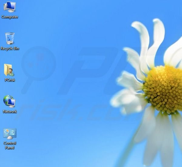How To Add My Computer Icon On Windows 8 Desktop