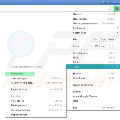remove cookies chrome addon