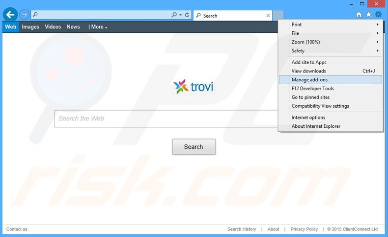 The Proxy Server Is Not Responding' Error - how to remove?