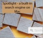 Spotlight - a built-in search engine on Mac - how to use?