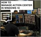 How To Manage Action Center In Windows 10?